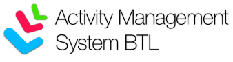 Logo for Activity Management System BTL
