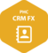 Logo for PHC CRM FX