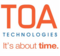 Logo for TOA Technologies ETAdirect