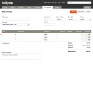 Screenshot #3 of Tallyzip ()