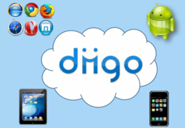 Screenshot #1 of Diigo (Diigo Task Management Tool)