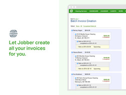 Screenshot #4 of Jobber (JBBR-batch-invoicing)