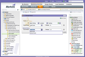 Screenshot #3 of Marketo (Lead Scoring)
