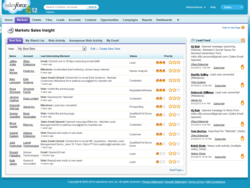 Screenshot #1 of Marketo (Sales Insight)