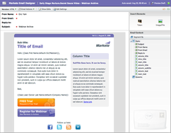 Screenshot #5 of Marketo (Email Marketing)