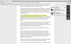 Screenshot #2 of Annotary (Share notes with others and find others who have annotated the same page.)